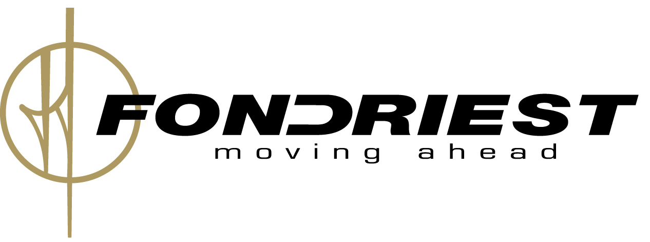 Logo Fondriest nero